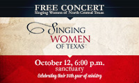 Texas Women Singing